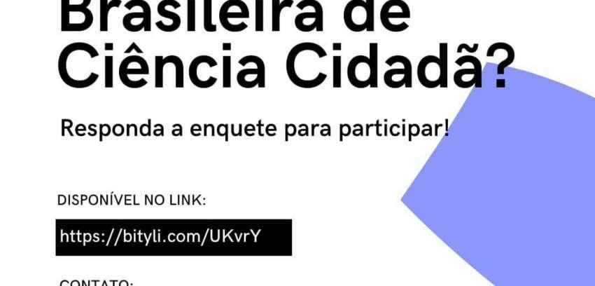 Pesquisadores do INCT IN_TREE estão propondo a criação de uma *Rede Brasileira de Ciência Cidadã (RBCC)